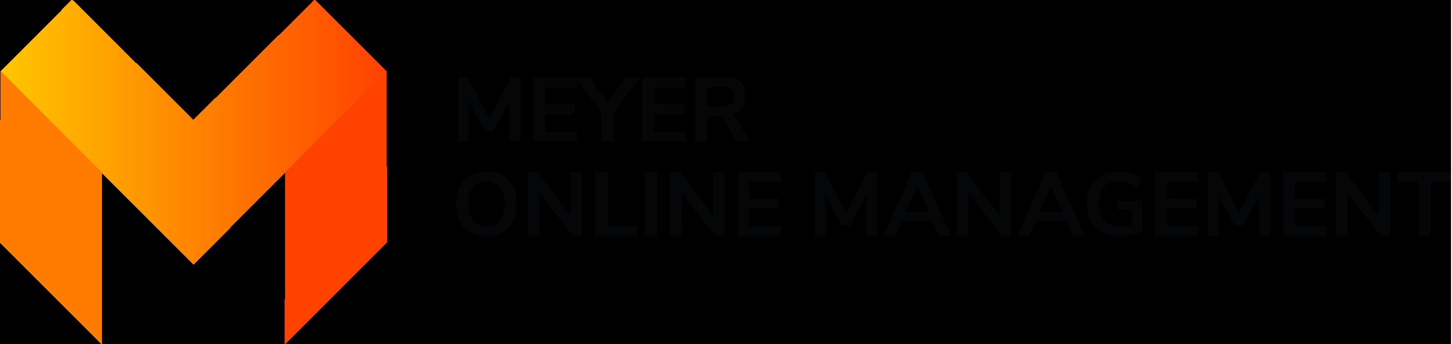 Meyer Online Management Logo